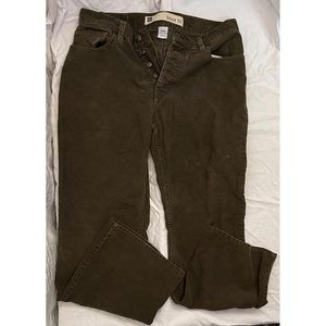 Gap Boot Fit corduroy boot fit size 32 x 30
